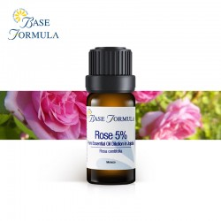 玫瑰原精 (荷荷巴油中稀釋至5%)
