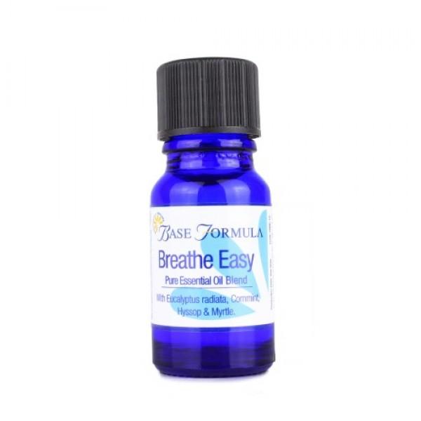 暢通呼吸複方精油