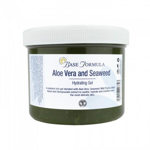 蘆薈海藻保濕啫喱