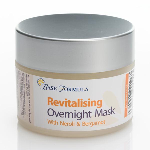 滋養煥顏睡眠面膜