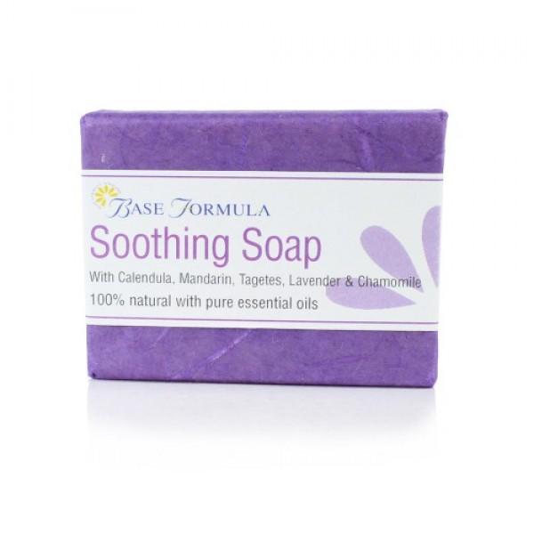 溫和舒緩手工皂